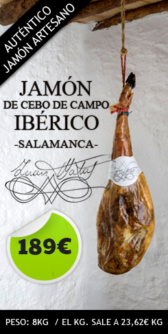 Jamón Ibérico Cebo de Campo