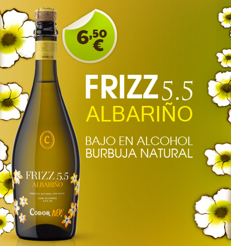 Albarino Frizz - 6.50€