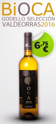 Bioca Godello - 6.75€