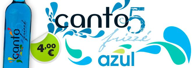 Canto 5 Azul - 4.00€