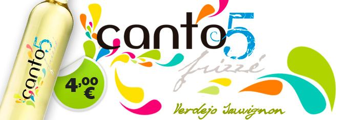 Canto 5 - 4.00€
