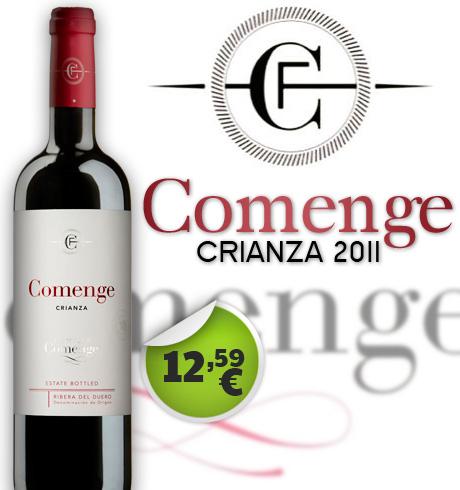Comenge Crianza 2013 - 12,59€