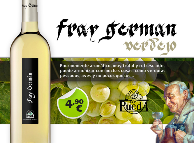 Fray German Verdejo - 4.80