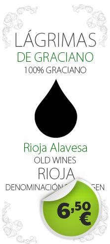 Lágrimas de Graciano - 6.50€