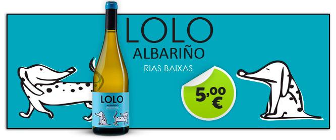 Lolo albariño 5.75€