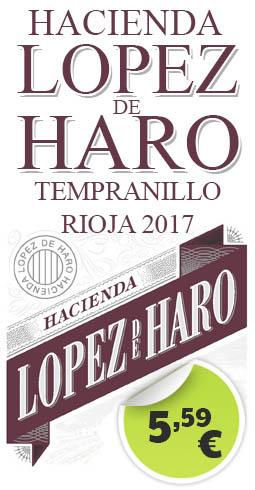 Hacienda Lopez de Haro Tempranillo