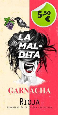 Maldita Garnacha - 5.50