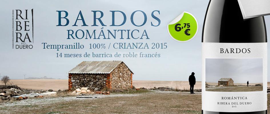 Bardos Romantica 6,75
