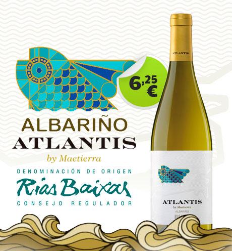 Atlantis Albariño 6,25
