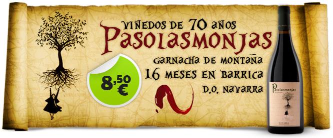Pasolasmonjas - 8.50€