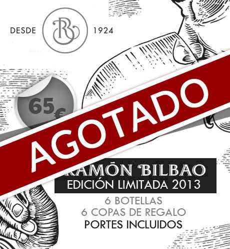 Ramón Bilbao Edición Limitada + 6 copas