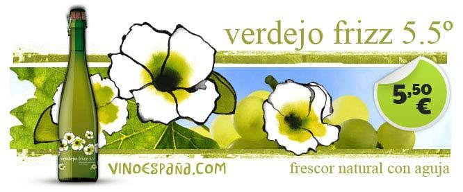 Verdejo Frizz - 6.50€