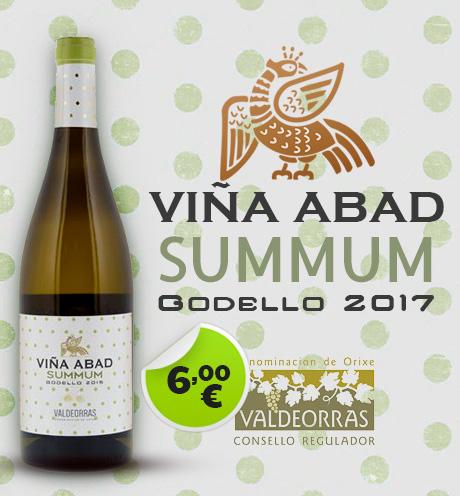 Viña Abad Summum Godello 2017