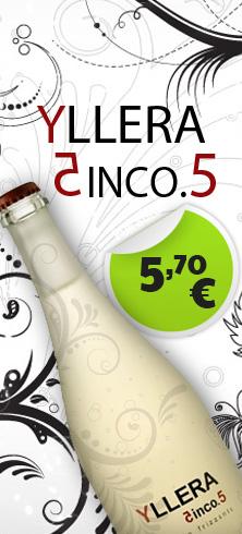 Yllera 5.5 -5.70€
