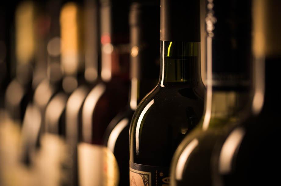 A4 Hoja de 16 Pegatinas de Vidrio Botella /& Prosecco-Nuevo