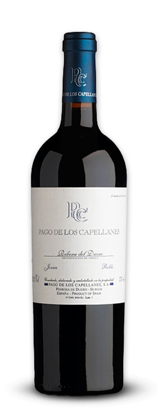 Pago Capellanes Roble 2018